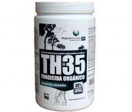 Fungicida orgánico y estimulante de crecimiento TH-35